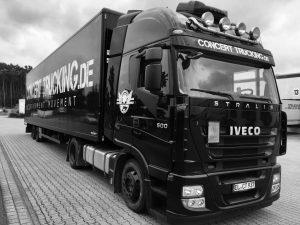 Event Spedition Fahrzeuge- trucking service